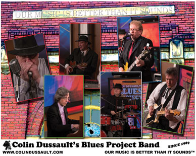 Cleveland Ohio Blues Band